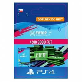 4600 FIFA 19 Points Pack - PS4 CZ Digital