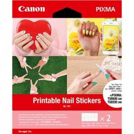 Canon Nail Sticker NL-101