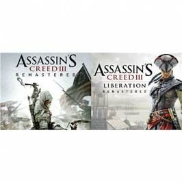 Assassins Creed 3 + Liberation Remaster - PS4
